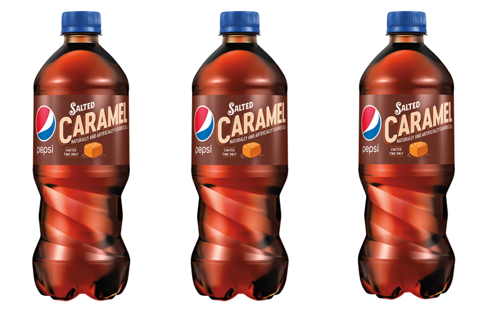 There's Now Pepsi That Tastes Like Salted Caramel and Cake