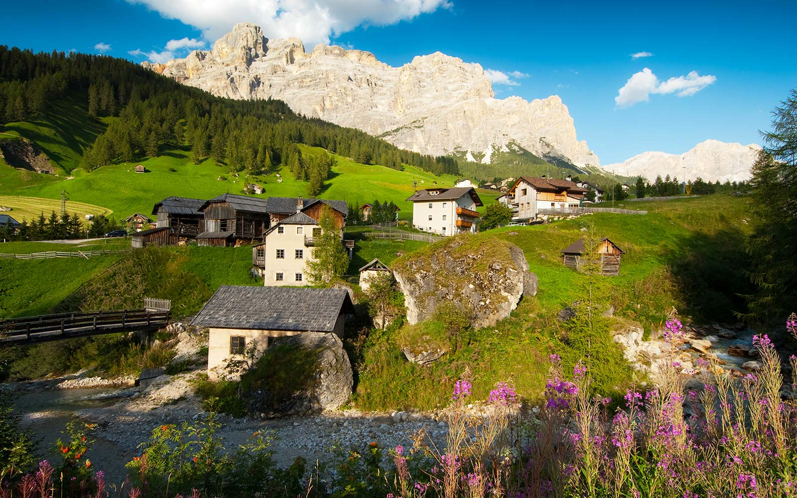 This Tiny Mountain Town Is Home to Italy's Newest Three Michelin-starred Restaurant