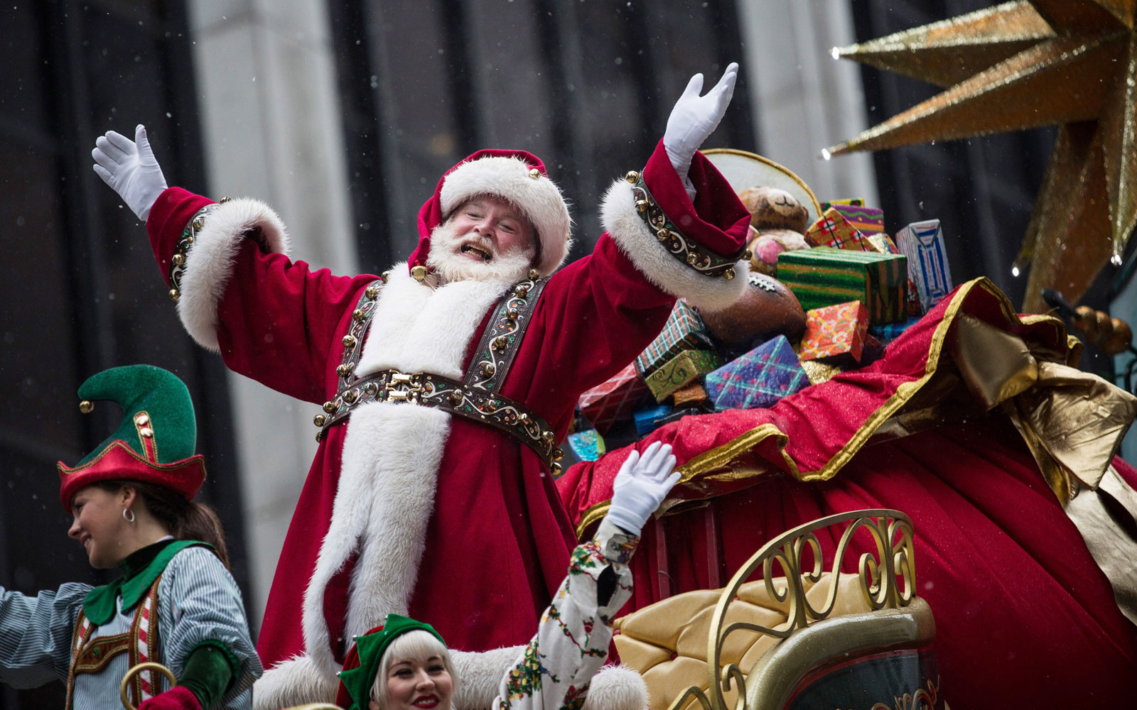 You Now Need an Appointment to See the Macy's Santa in New York City