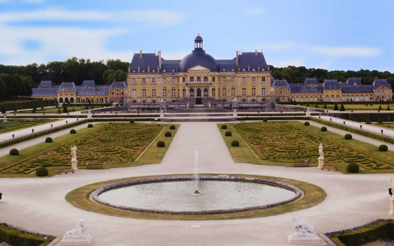 Secret Versailles Outside Paris