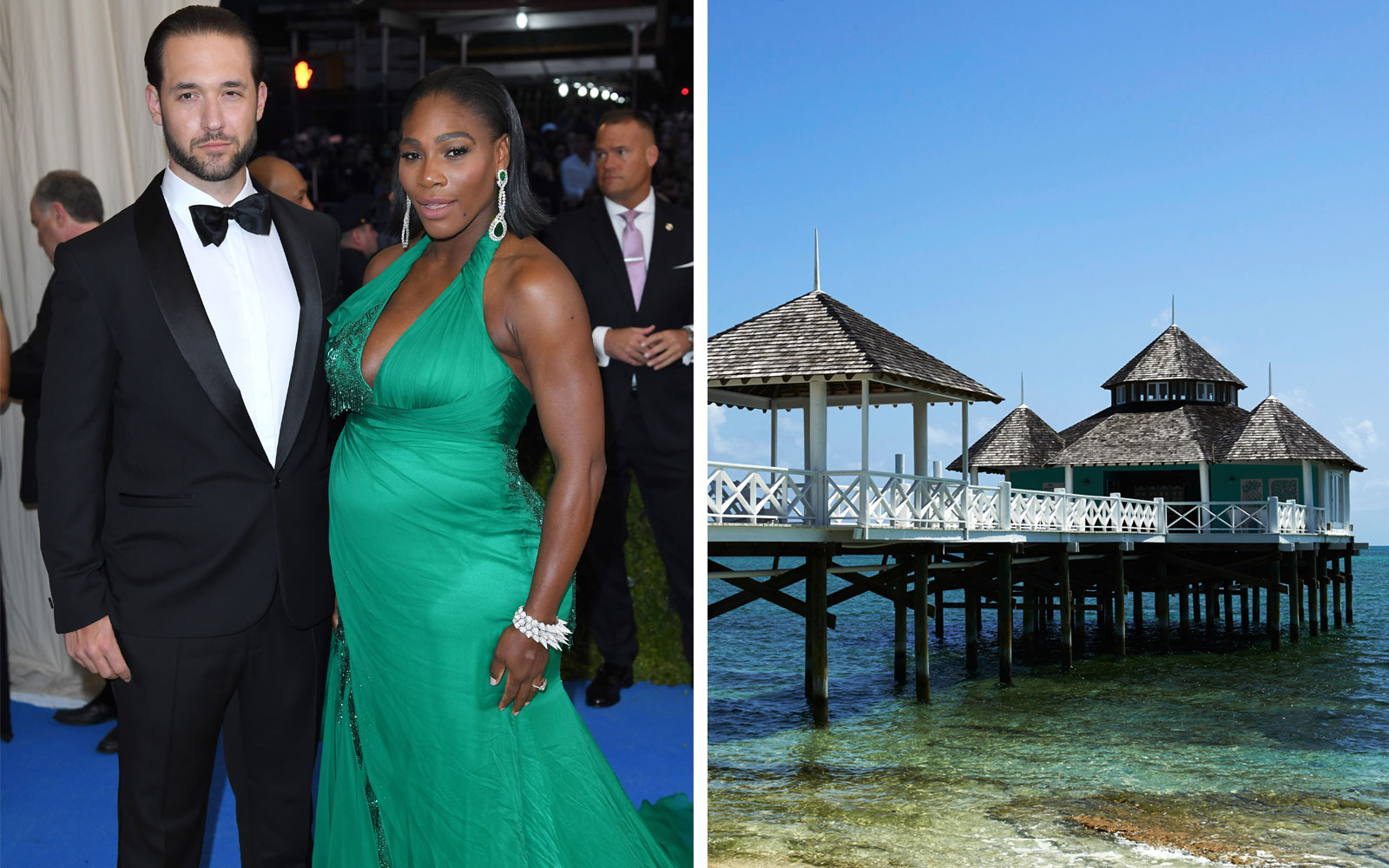 Where Serena Williams And Alexis Ohanian Are Honeymooning