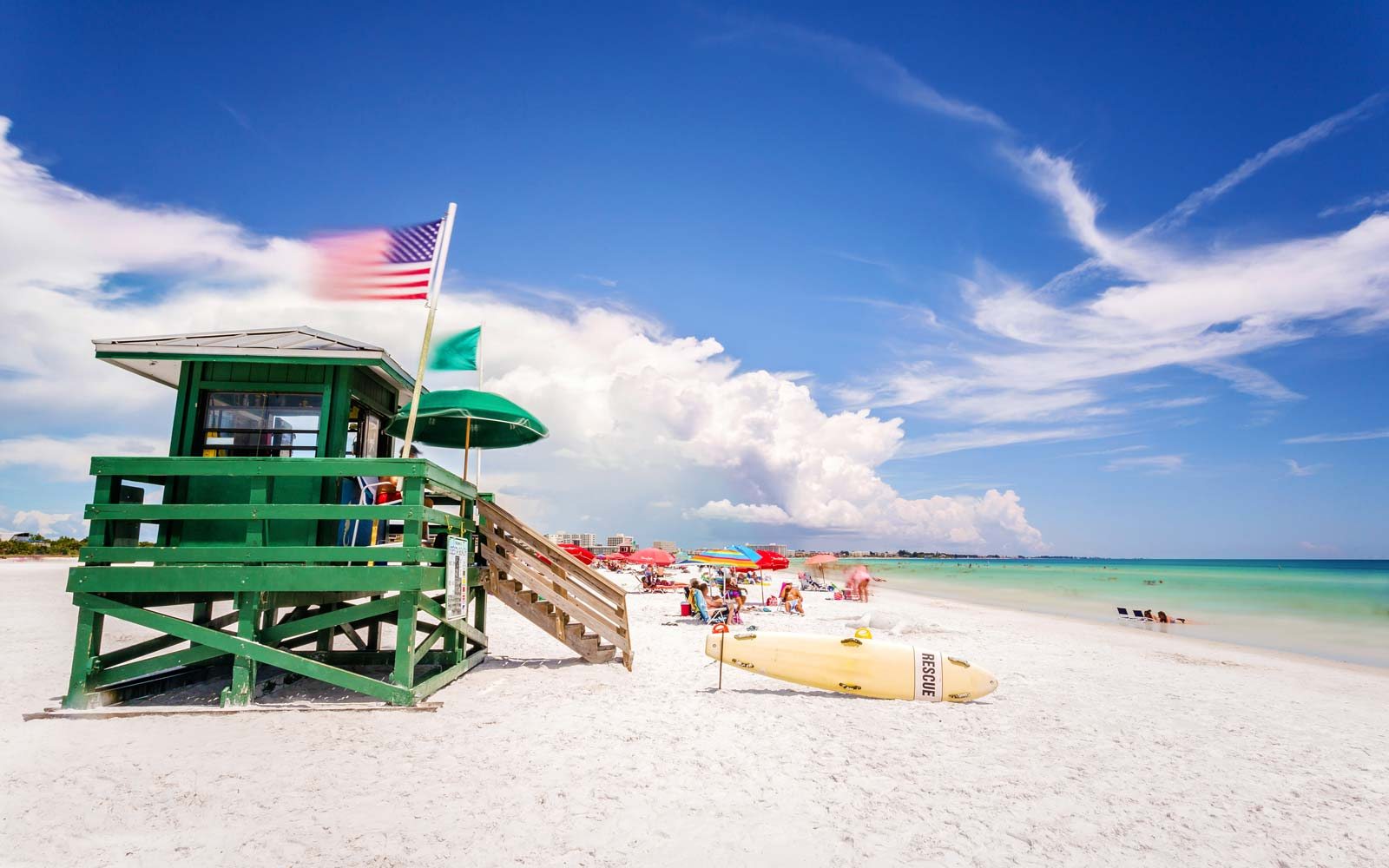 The Best Gulf Coast Beaches