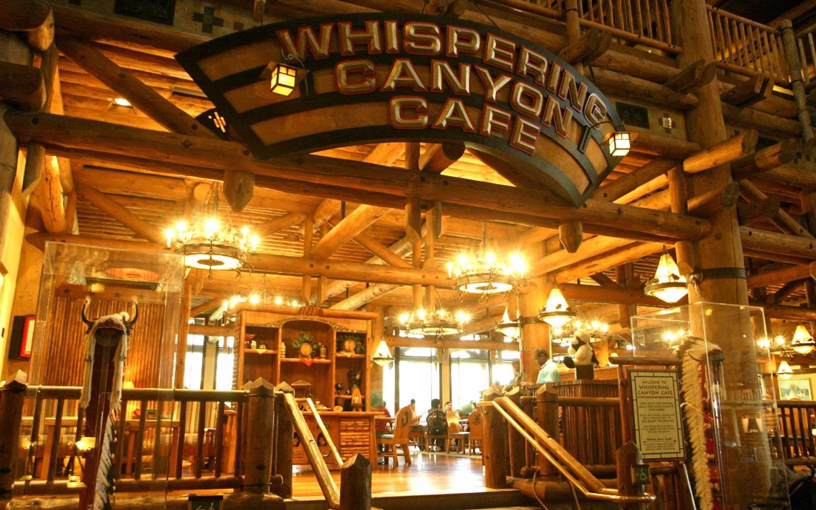 Whispering Canyon Cafe Thanksgiving