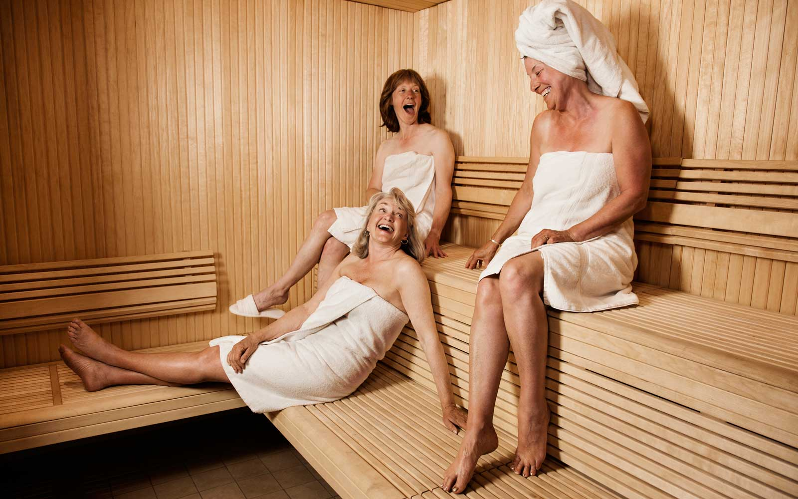 Women at Spa