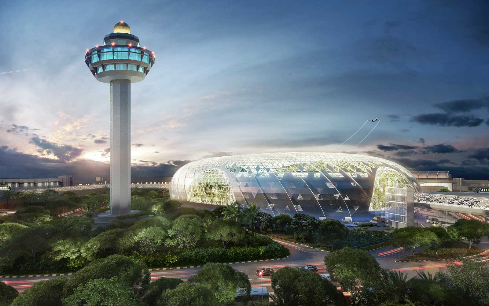 Changi Airport, the Best Airport in the World, Is About to Get Even Better