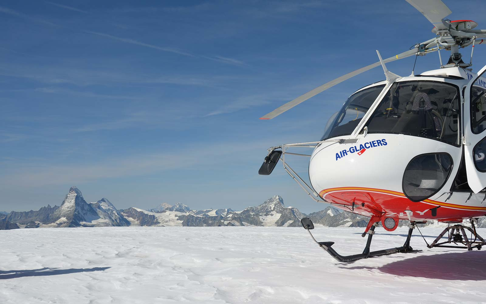 Gstaad Palace Swiss Alps Switzerland Helicopter Winter Experience