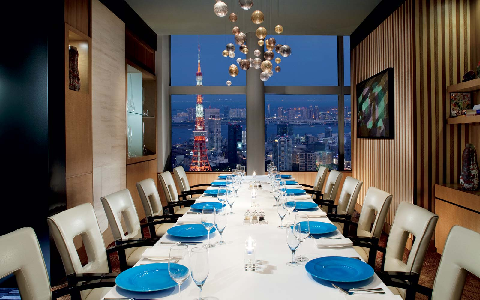 This Hotel Bar Has The Best Views Of Tokyo Travel Leisure