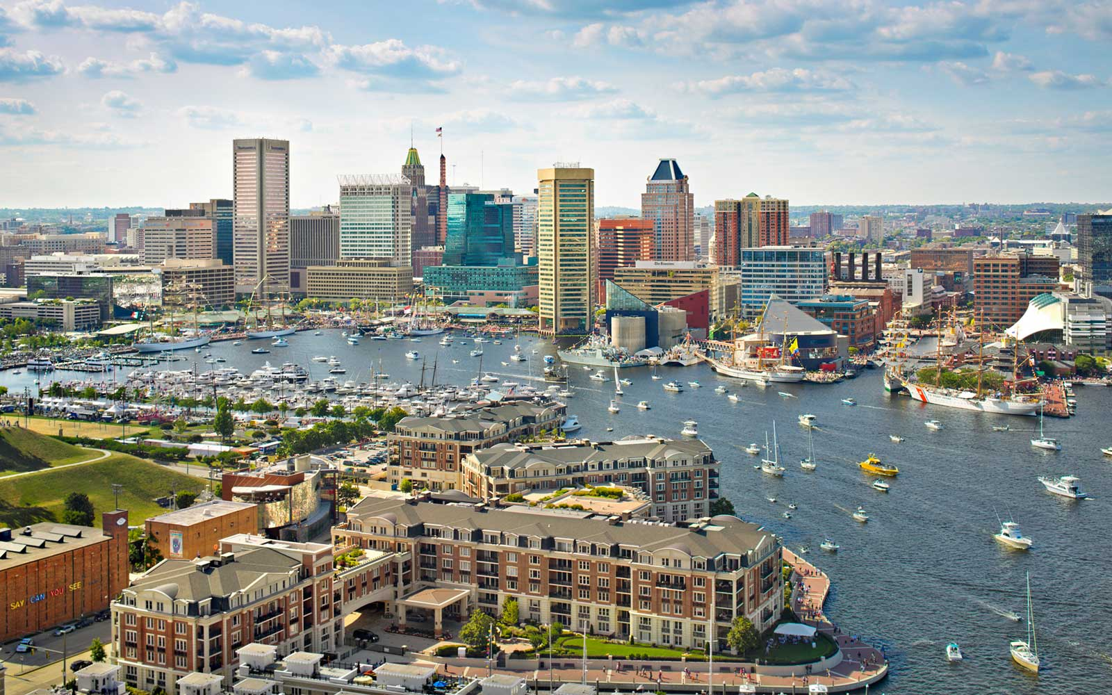 Visit Baltimore, Maryland — Top Restaurants, Bars, Attractions