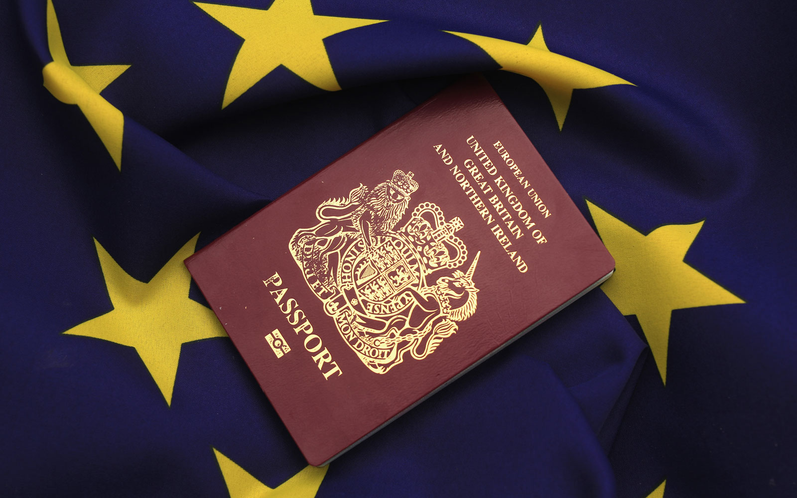 Why the U.K. Passport Will Soon Change Color