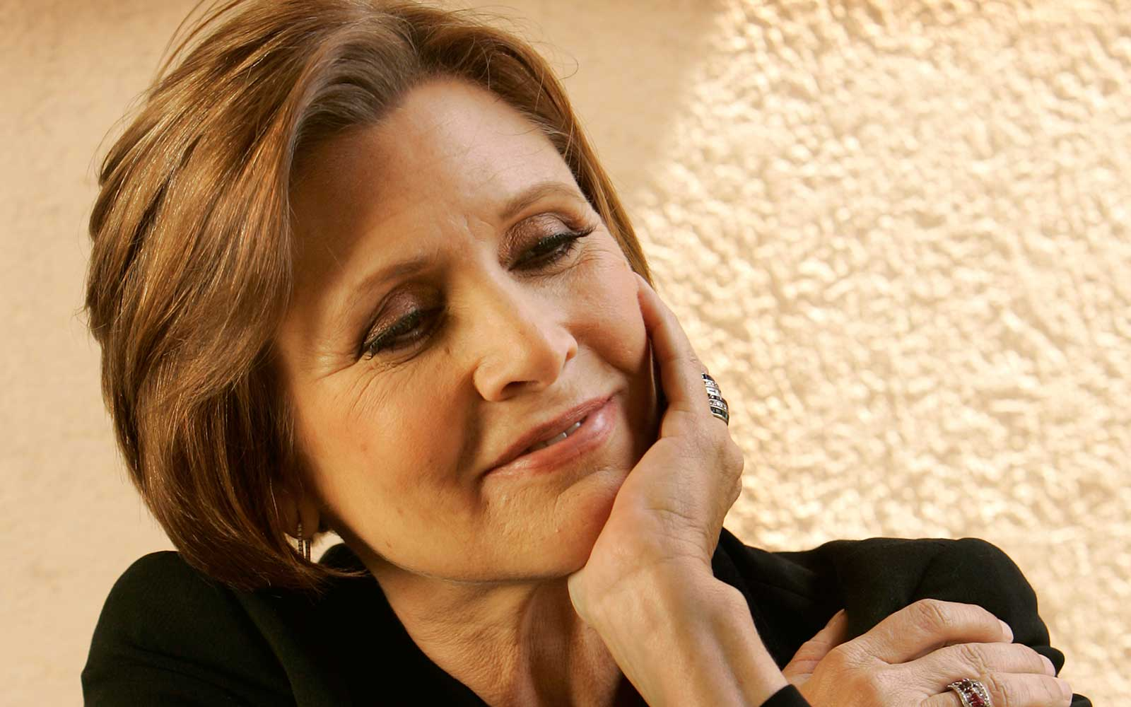 Carrie Fisher on Seeking Enlightenment in the Canadian Rockies