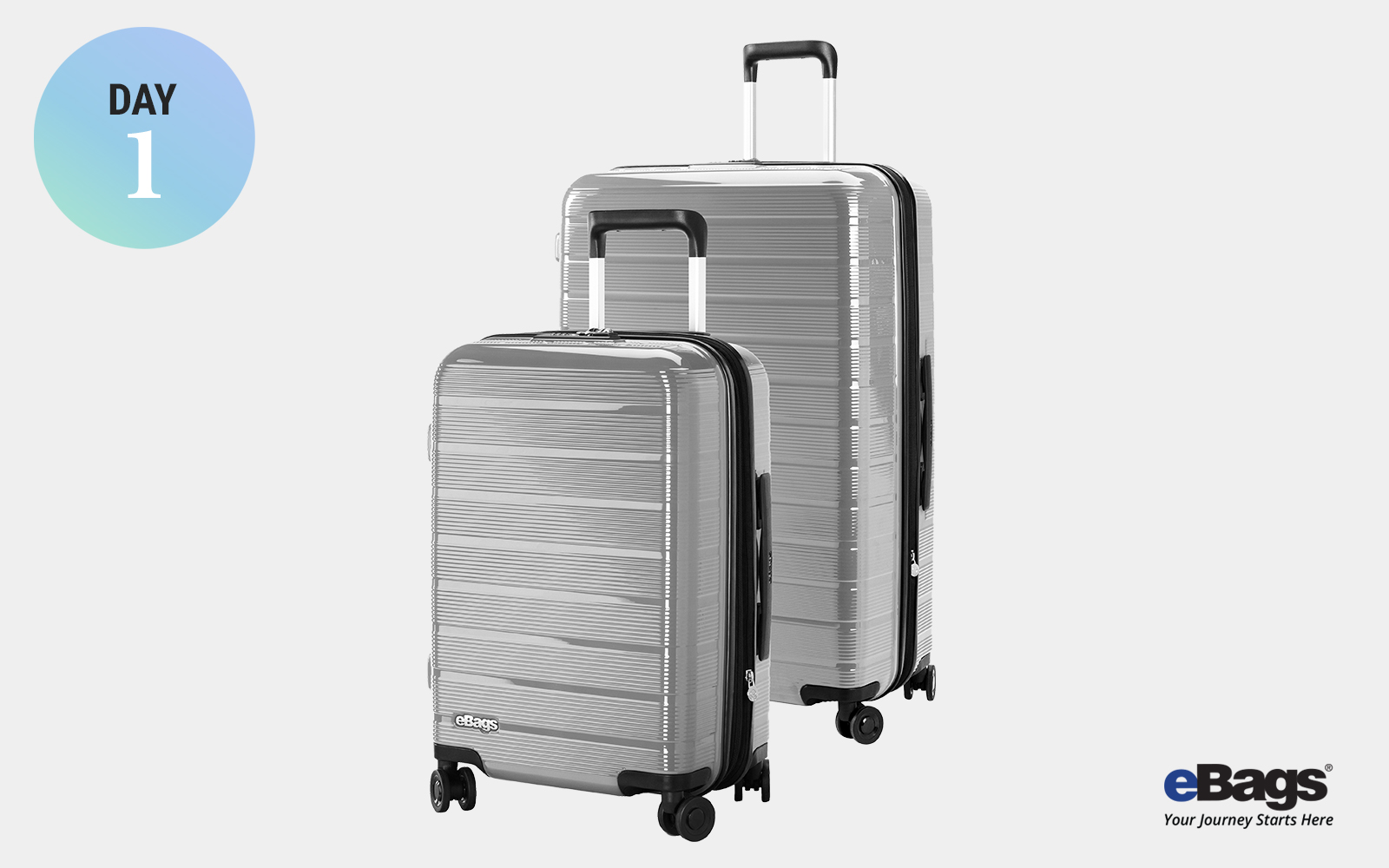 eBags Fortis Hardside Spinner
