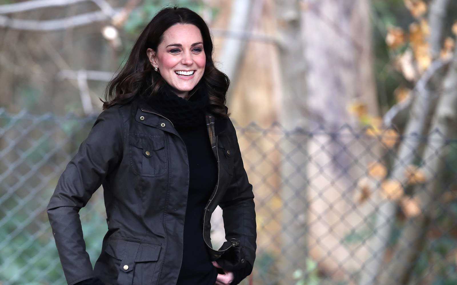 Kate Middleton's Dressed-down Outfit Is Perfect for Chilly Weather