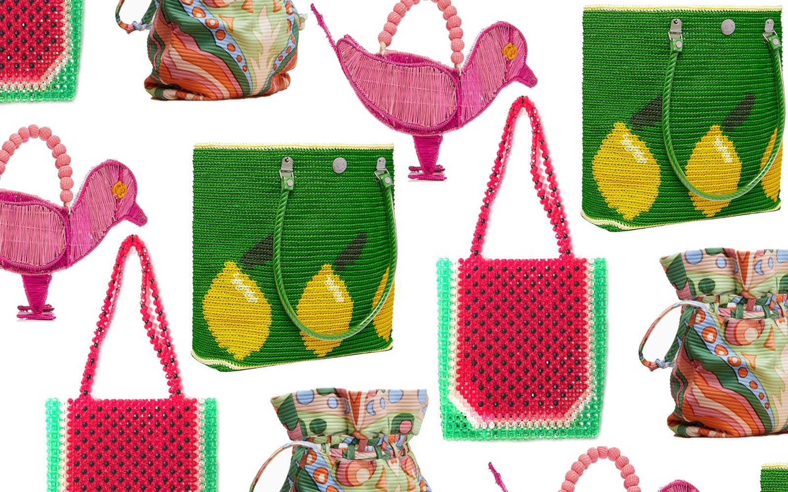 Quirky Beach Bags for Your Holiday Getaway