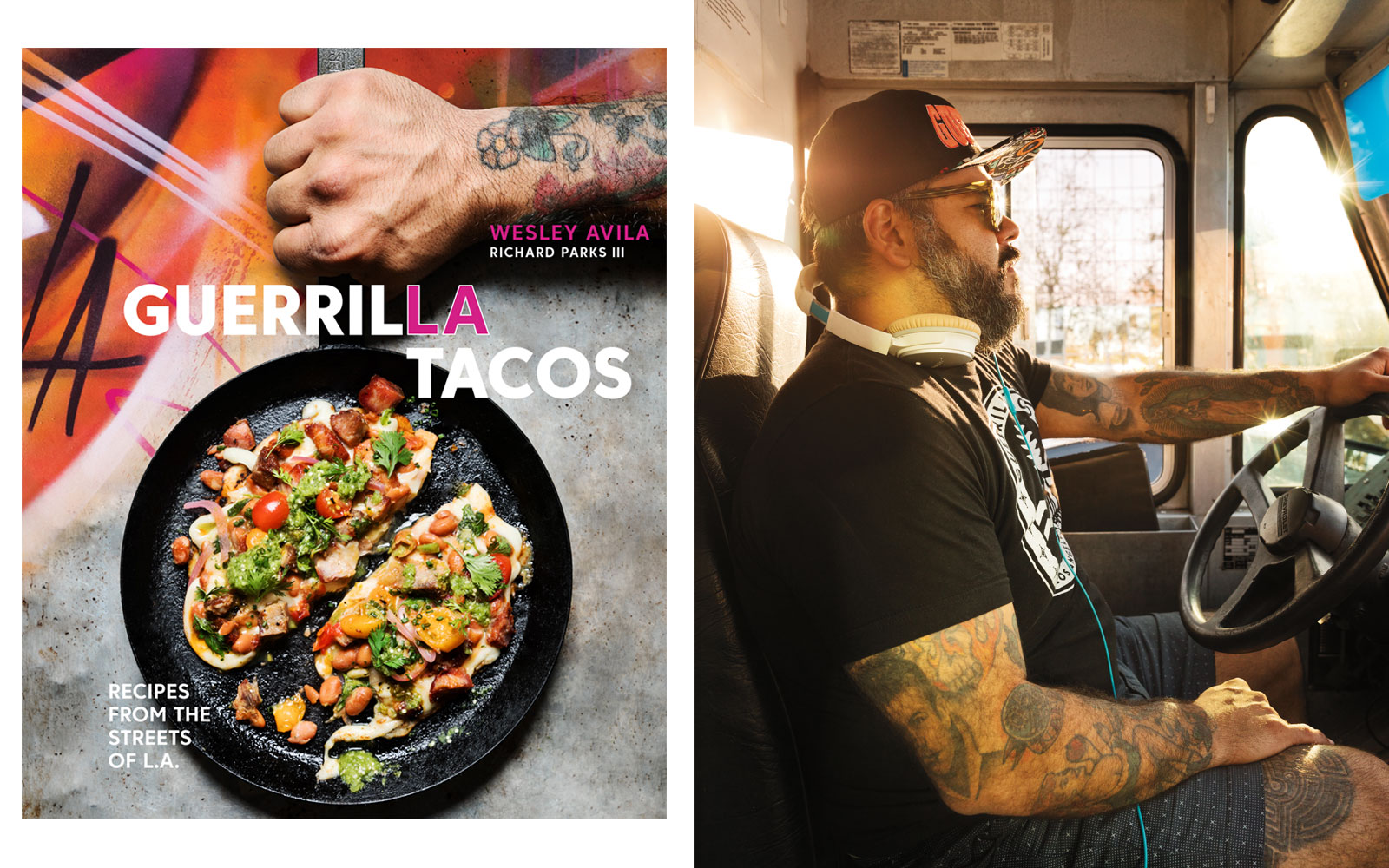Guerilla Tacos Cookbook