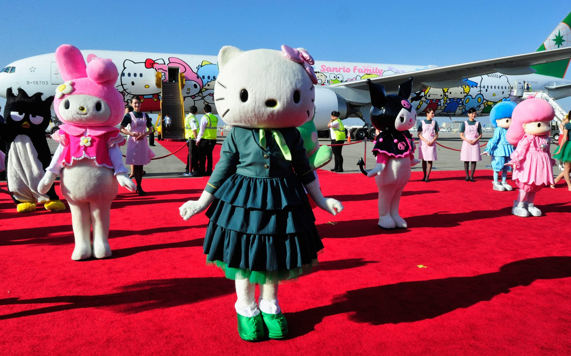 Hello Kitty Named U.N. Tourism Ambassador