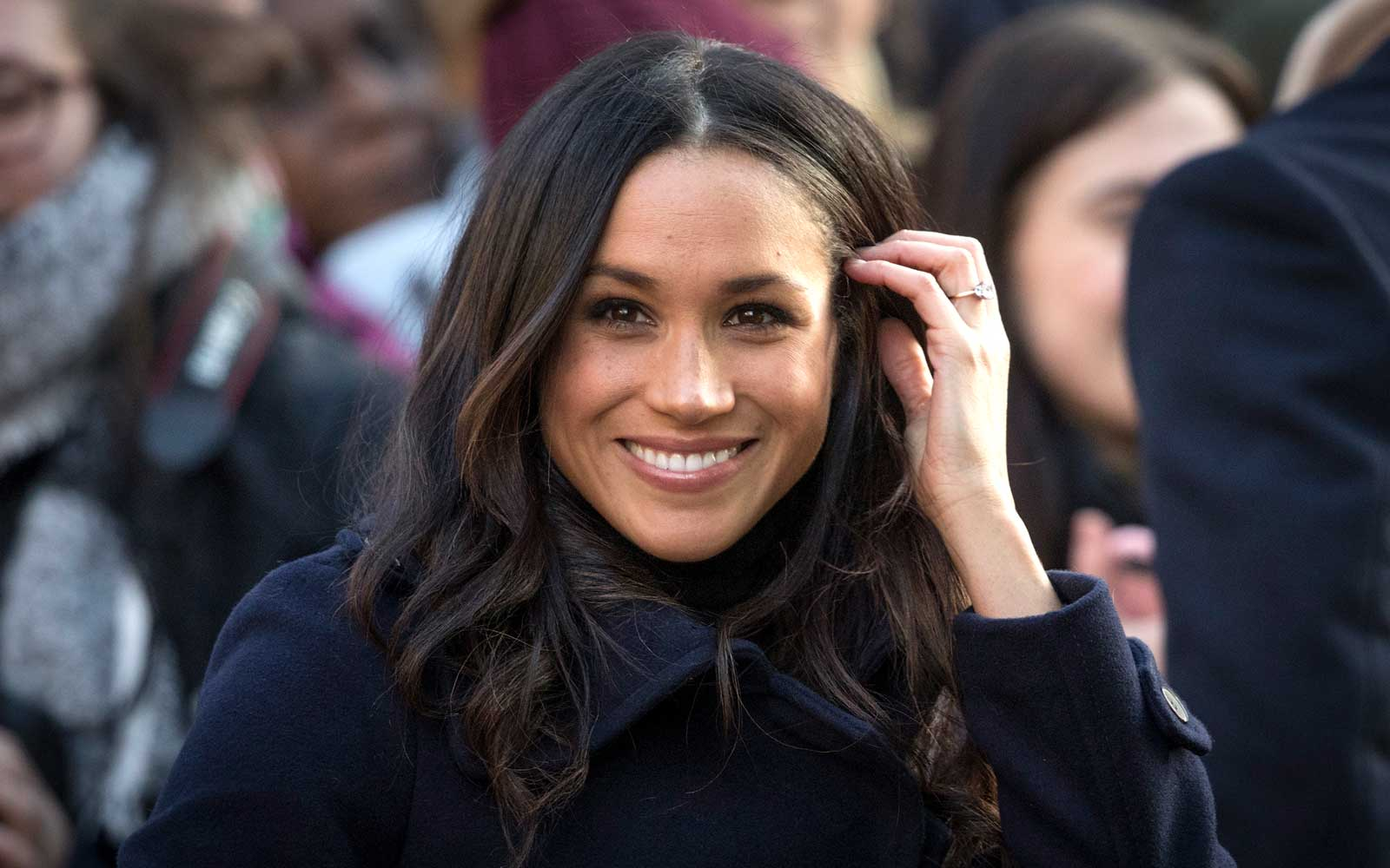 Meghan Markle Shares the One Piece of Advice That Helped Her Achieve Her Dreams