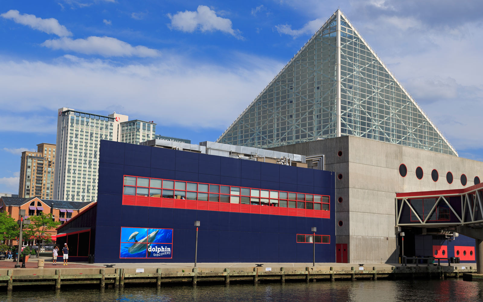 National Aquarium of Baltimore, Inner Harbor, Baltimore, Maryland