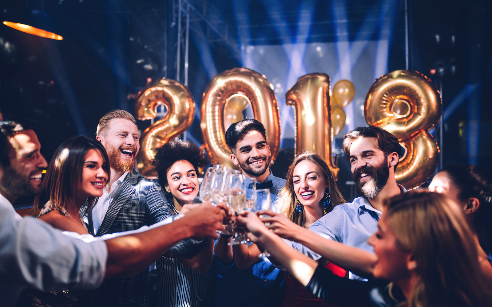 19 Perfectly Timed Songs to Play at Midnight on New Year's Eve