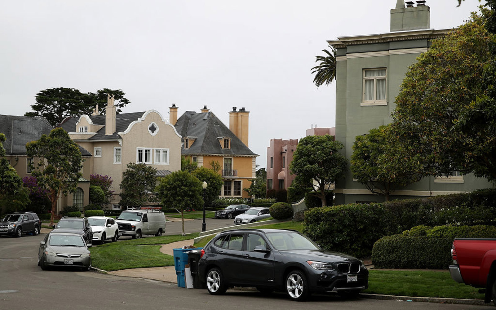Residents in San Francisco's Presidio Neighborhood Finally Won Their Street Back