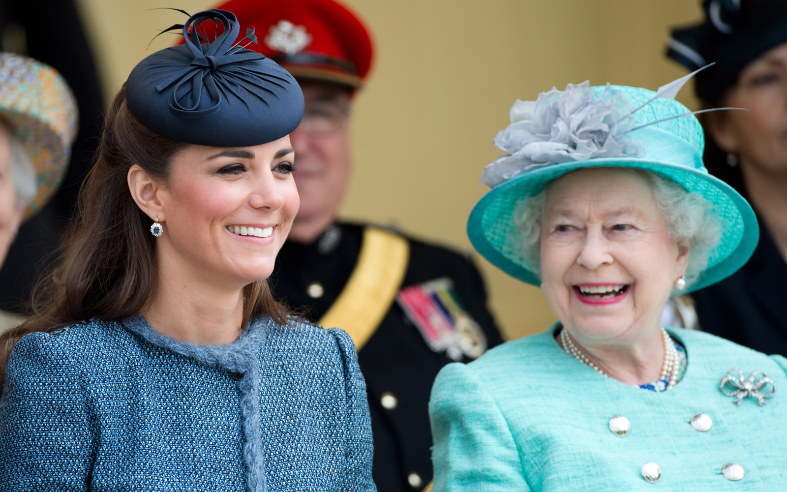 The Thoughtful Homemade Gift Kate Middleton Gave the Queen for Christmas