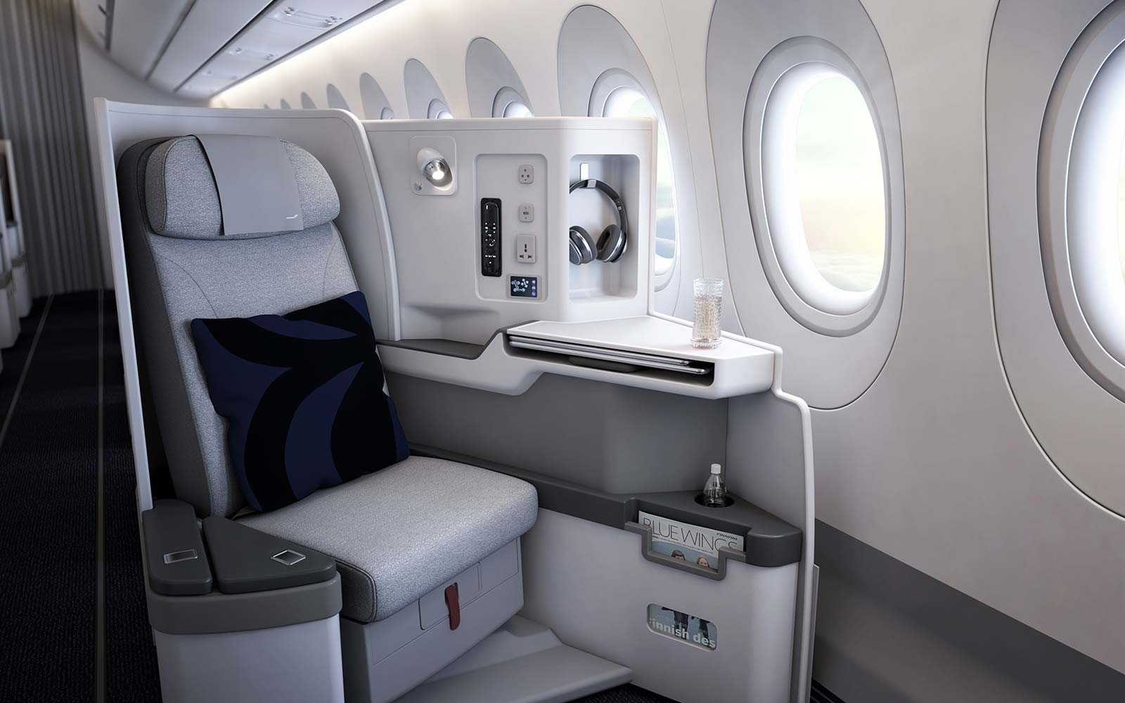 Finnair's New Design Will Be Even More Incredibly Nordic