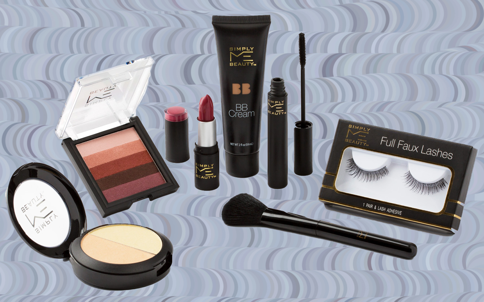 7-11 cosmetic line, Simply Me Beauty
