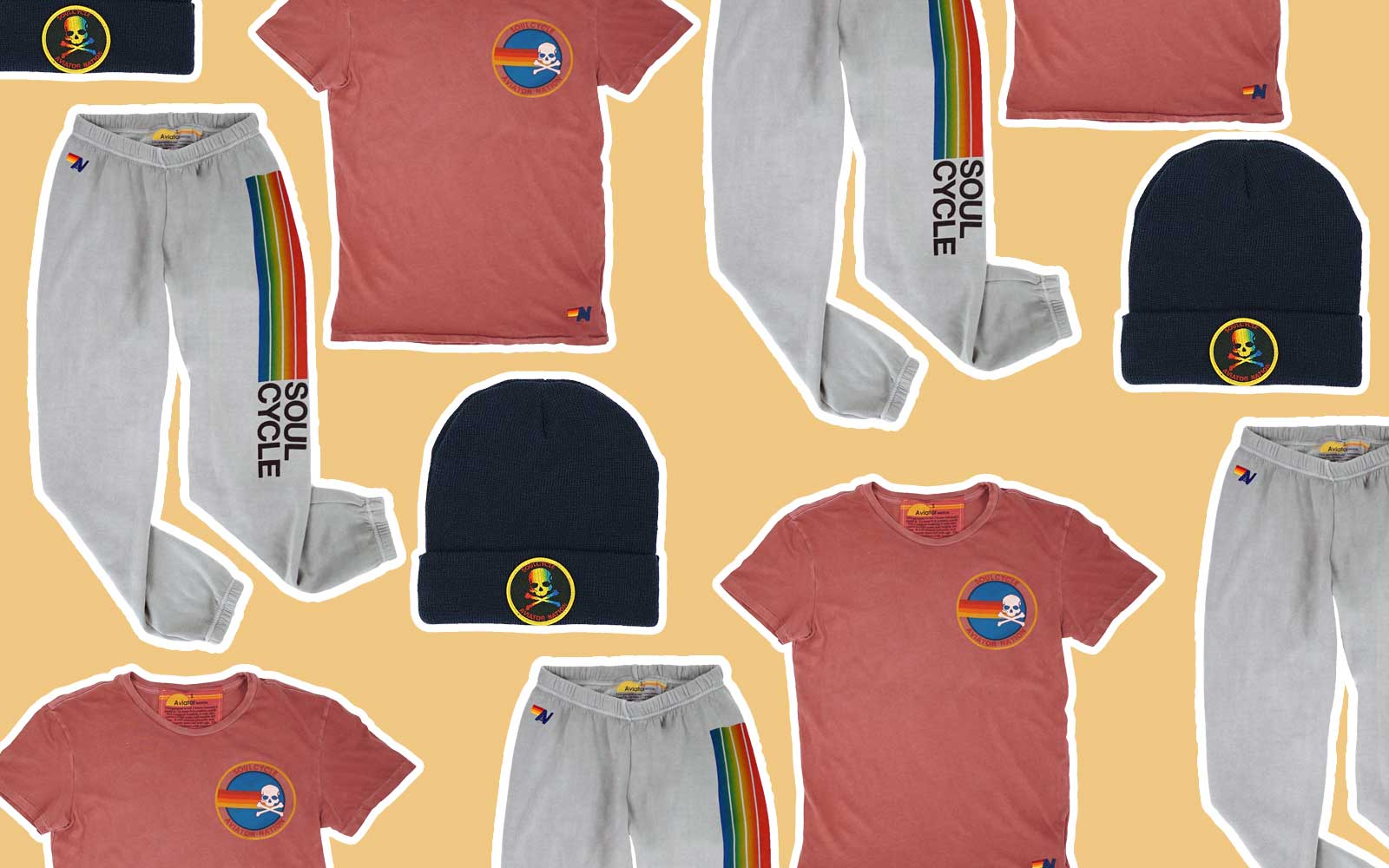 SoulCycle Launched a California-inspired Collection