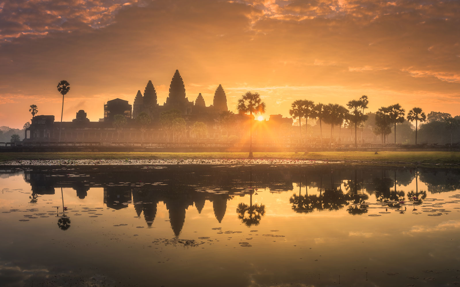 Tourists Arrested for 'Pornographic Dancing' Near Cambodian Temple