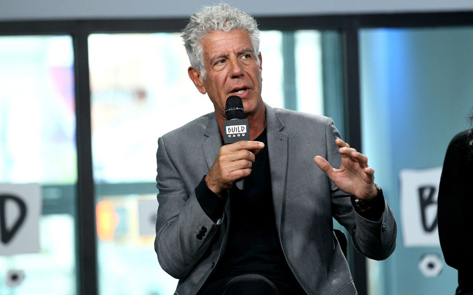 Anthony Bourdain Shares His Favorite Food Cities in America Right Now