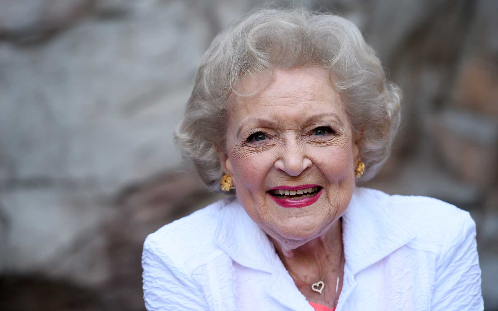 Betty White's Secrets to a Long Life Will Make You Love Her Even More