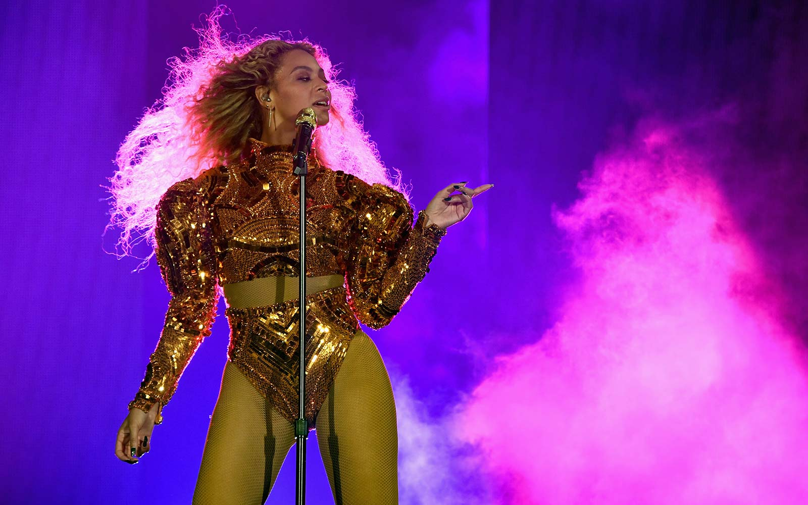 Beyonce Coachella Music Concert Performance