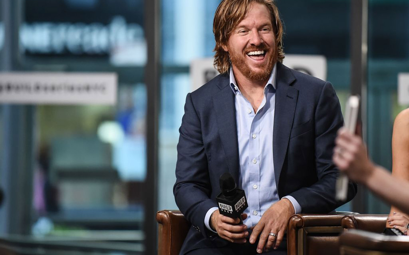 "Build Presents Chip & Joanna Gaines Discussing Their Book ""Capital Gaines: Smart Things I Learned Doing Stupid Stuff"""