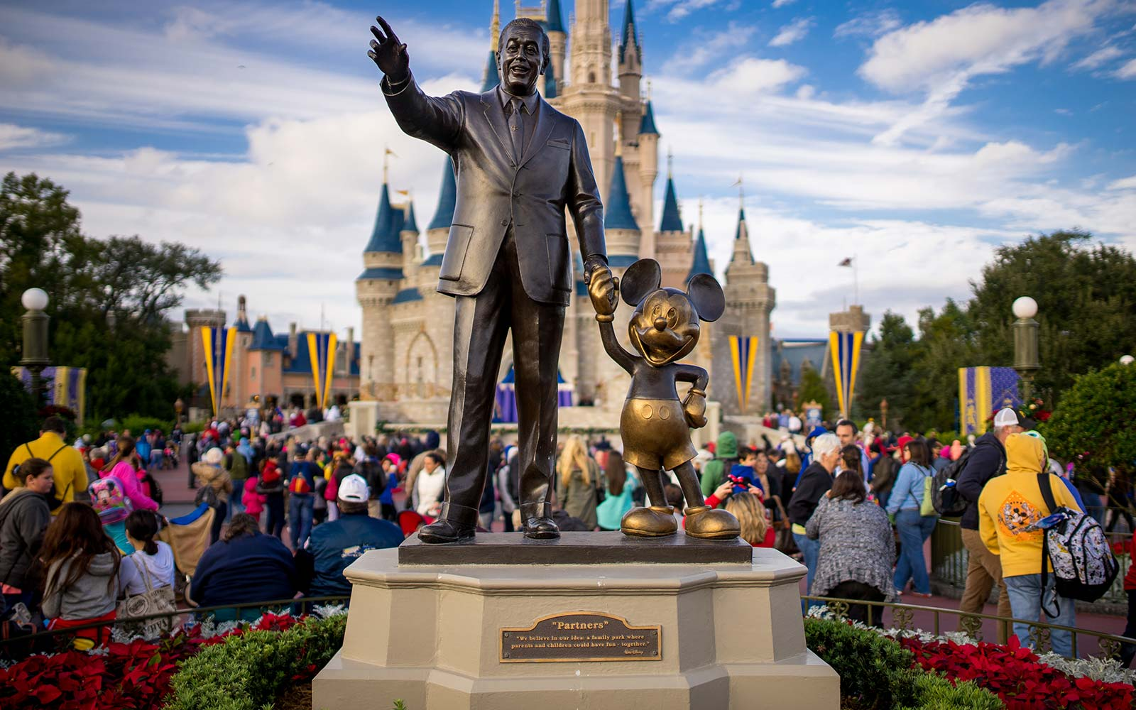 It's So Cold in Orlando That Some of the Theme Parks Are Actually Closing