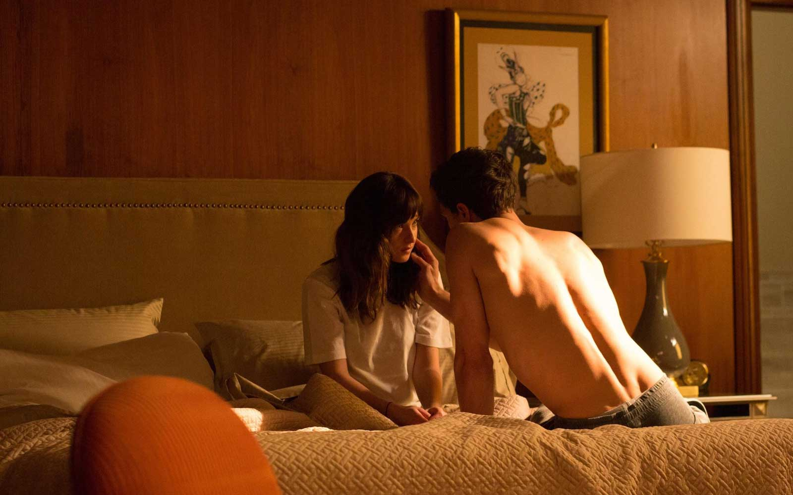 An Immersive 'Fifty Shades of Grey' Museum Is Coming to L.A.