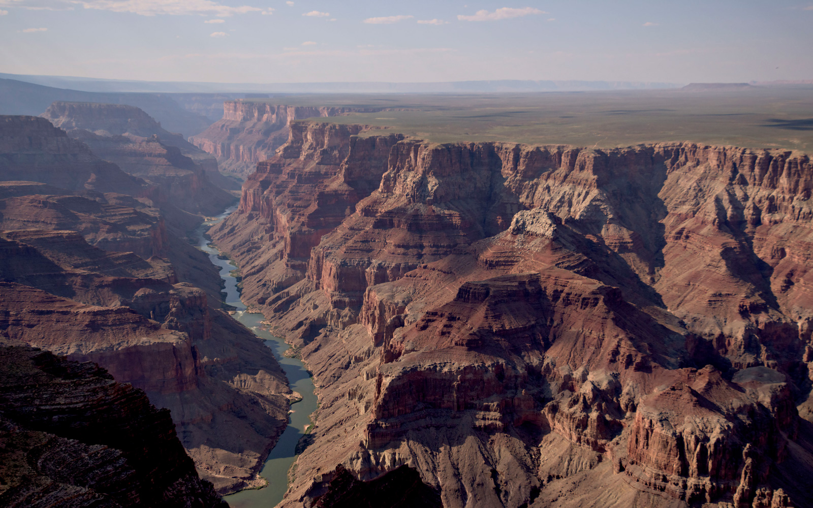 You Can Now Zip Line More Than 1,000 Feet Above the Grand Canyon