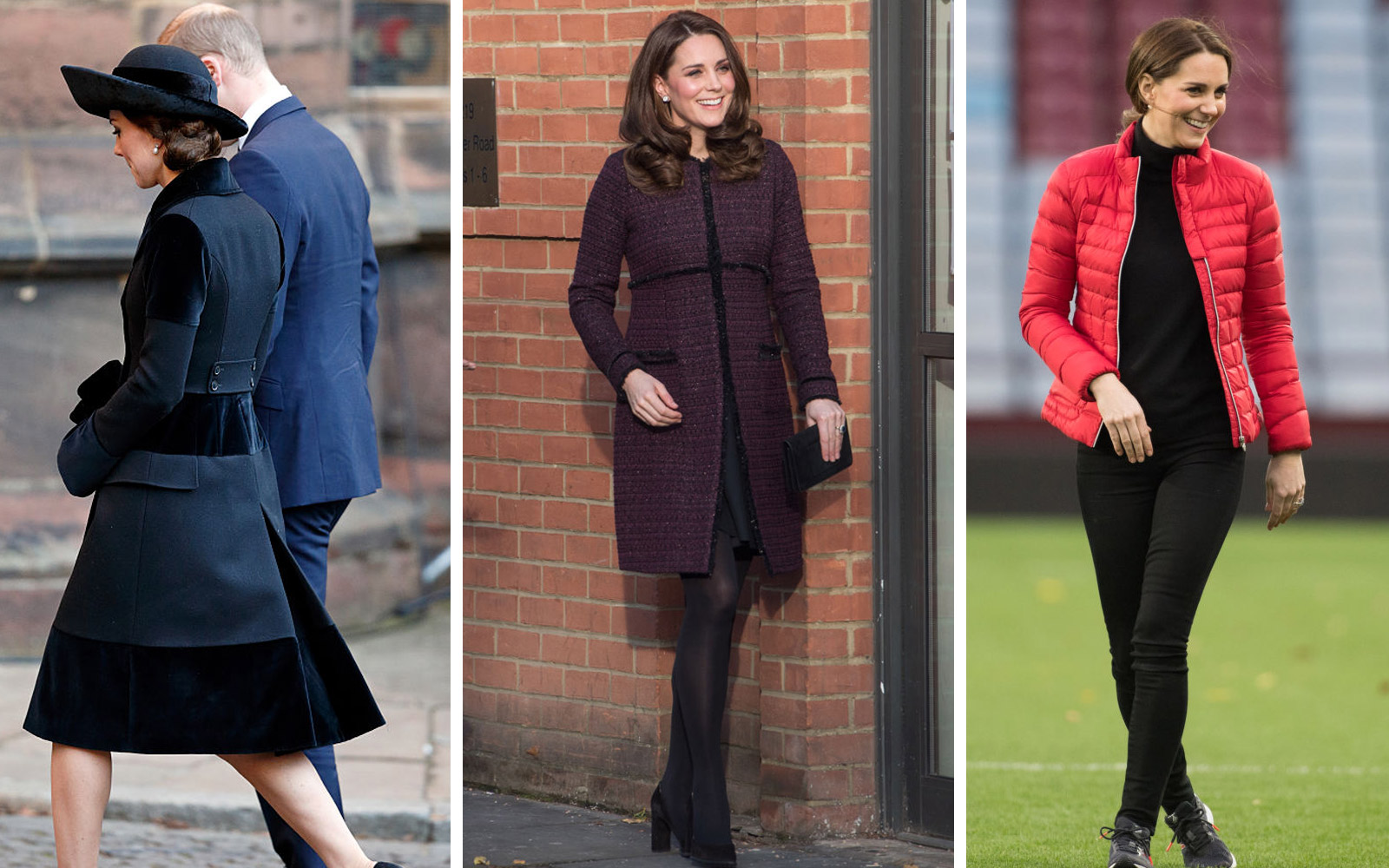 Where to Buy Kate Middleton's Chic Winter Coats for Less