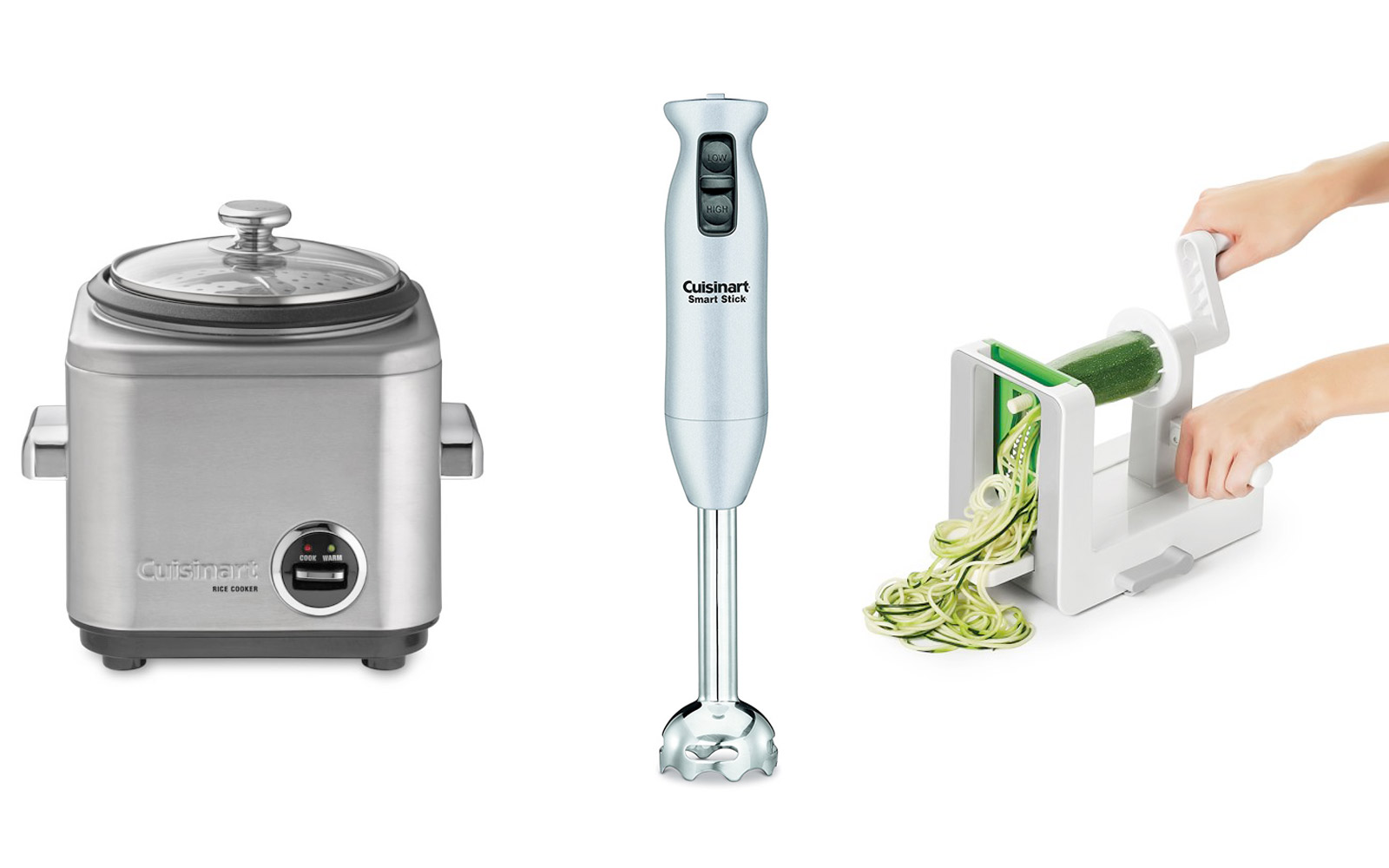 7 Kitchen Essentials to Help You Stick to Your New Year's Healthy Eating Resolution