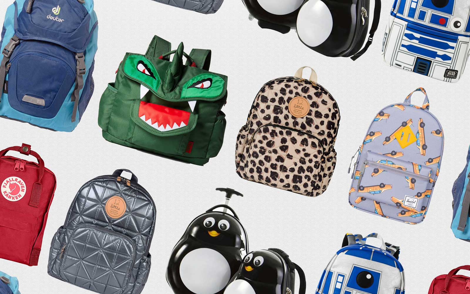 11 Cute Kids' Backpacks for Your Next Family Vacation