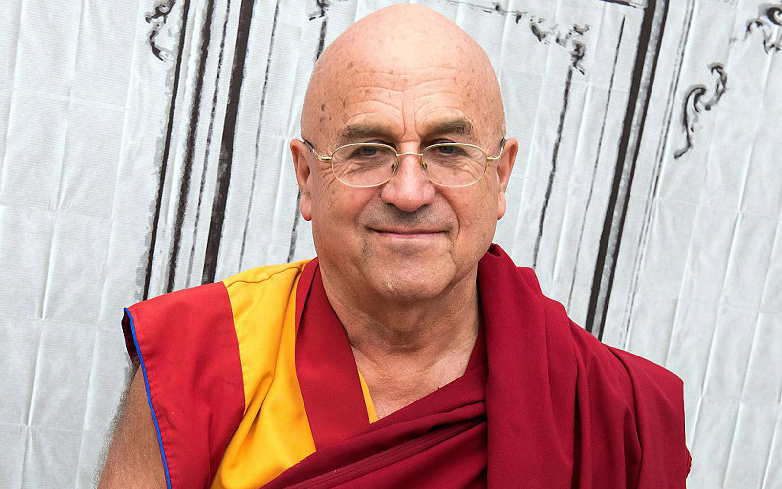 "AOL BUILD Speaker Series: Arianna Huffington And Matthieu Ricard Discuss His New Book ""Altruism"""