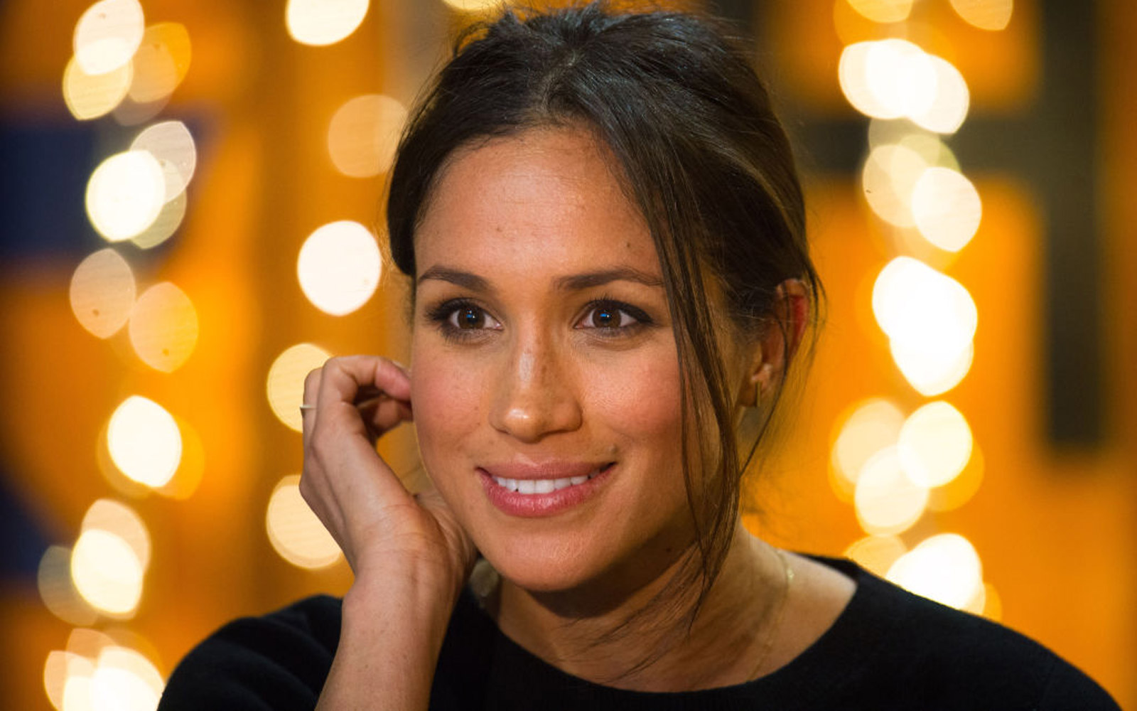 Meghan Markle's Romantic Necklace Would Make the Perfect Valentine's Day Gift