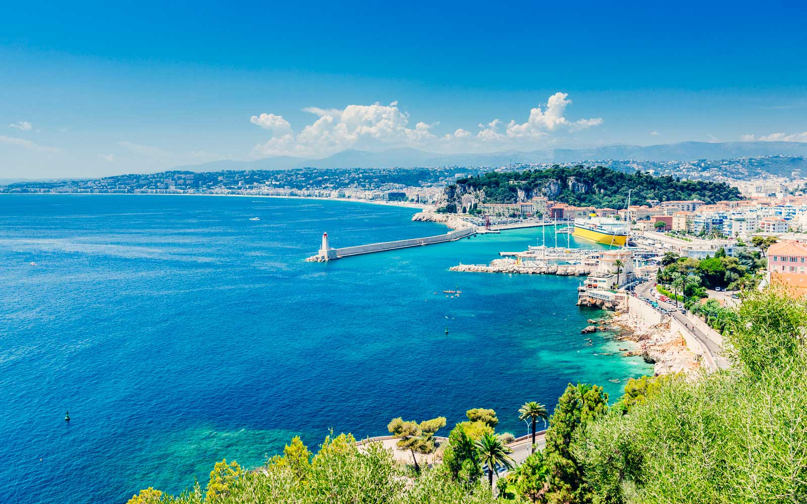 Spend Winter in the French Riviera for $423 Round-trip