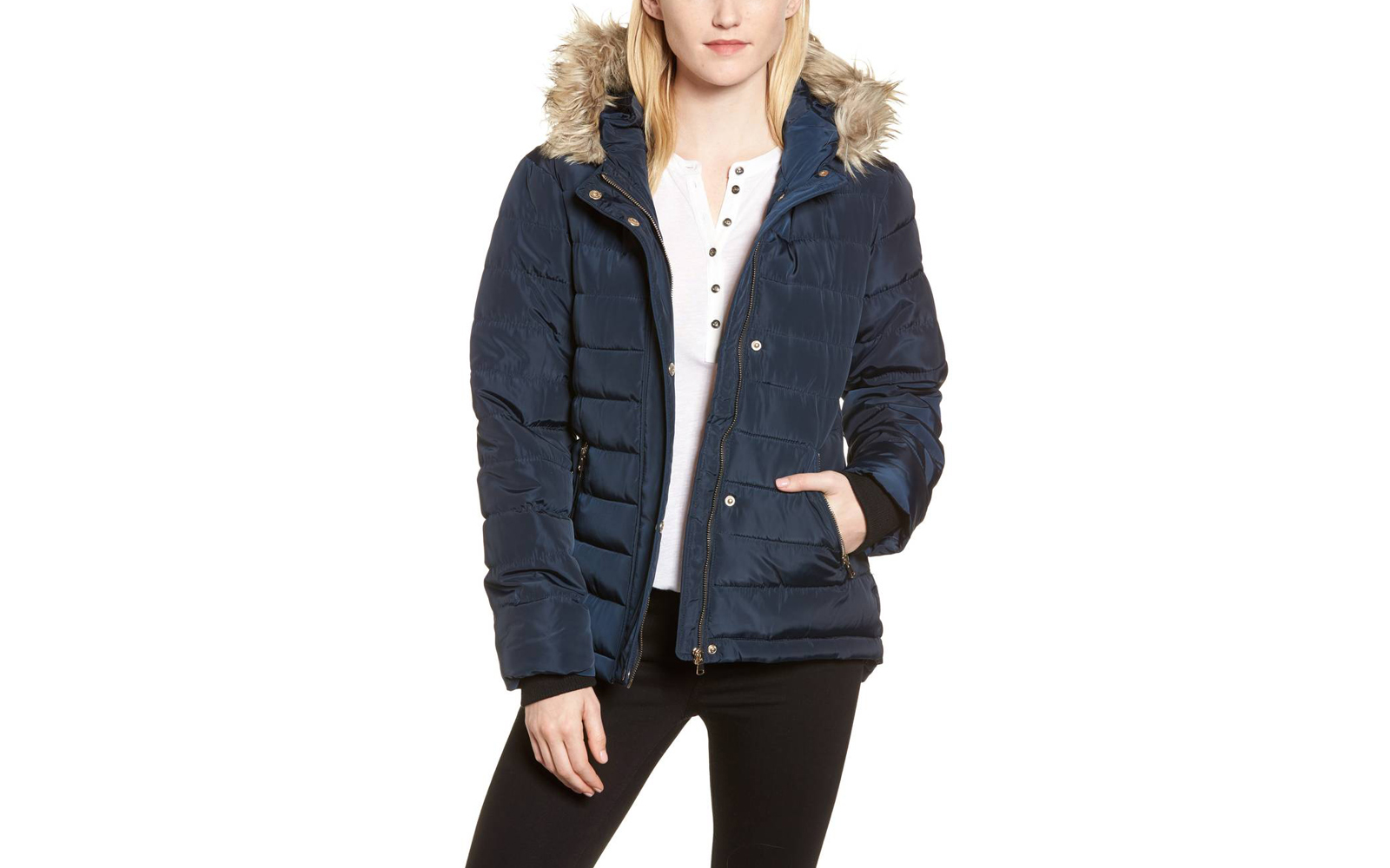 076028800 The Best Winter Coats Under $100 | Travel + Leisure