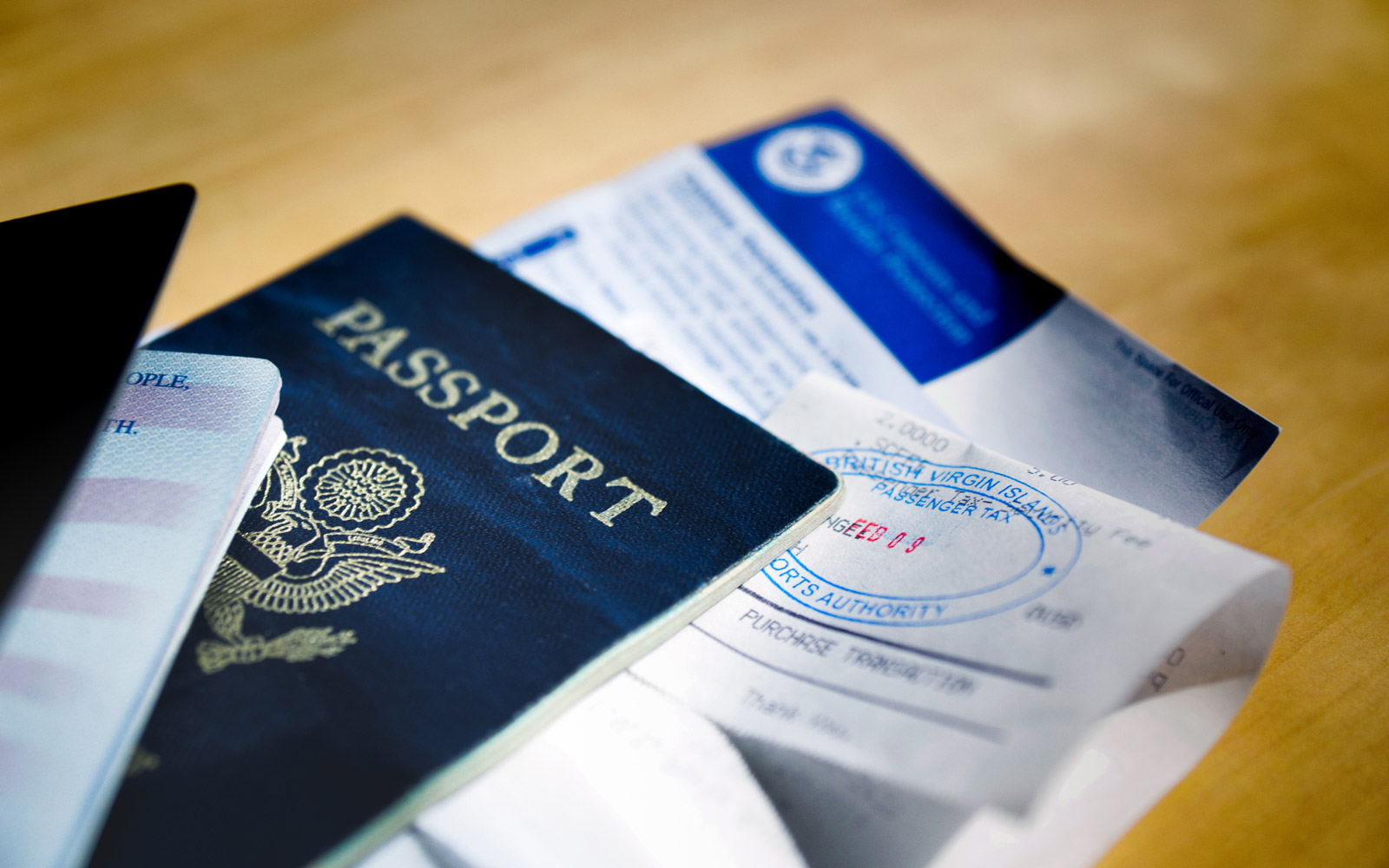 Passports and Visa