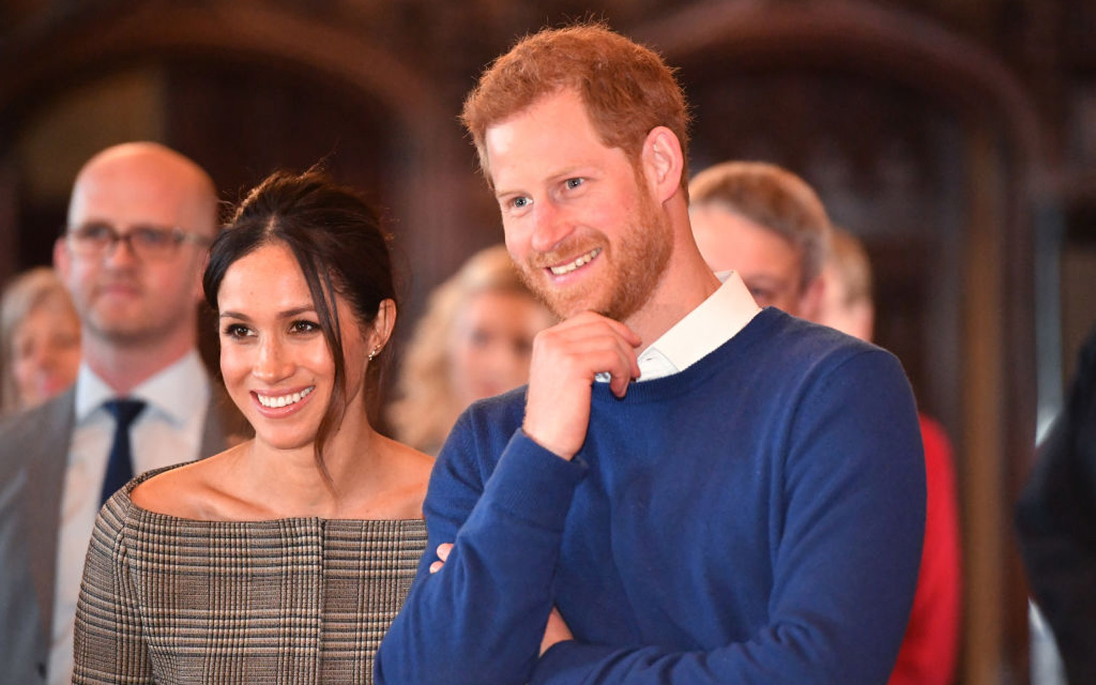 Meghan Markle Just Gave Us Another Reason to Love Prince Harry: 'He's a Feminist'