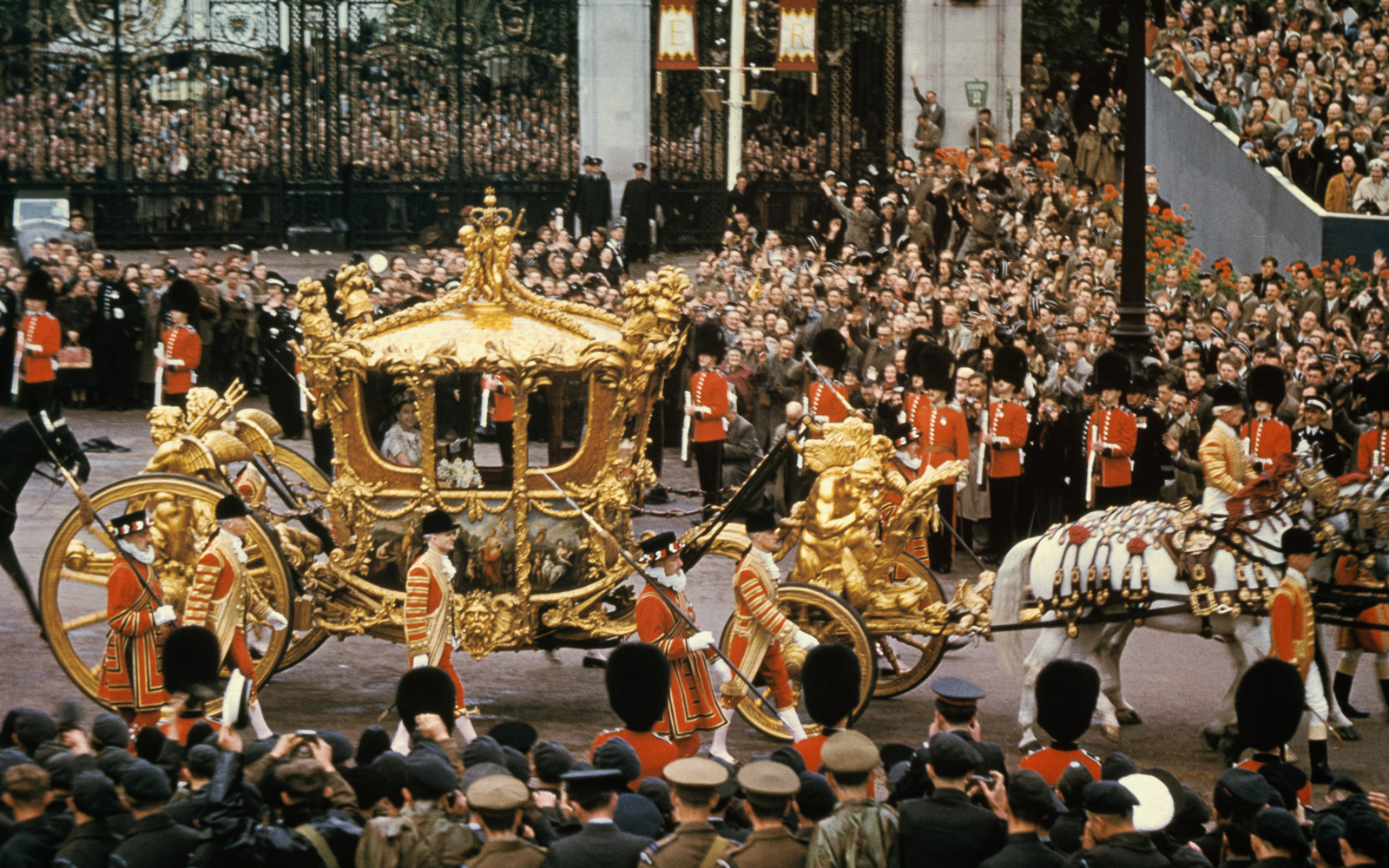 I Was Queen Elizabeth's Maid of Honor at Her Coronation 65 Years Ago Today — Here's What It Was Like