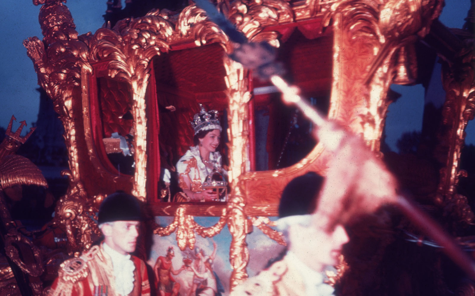 Queen Elizabeth shares coronation secrets and what it's like to wear a 2-pound crown