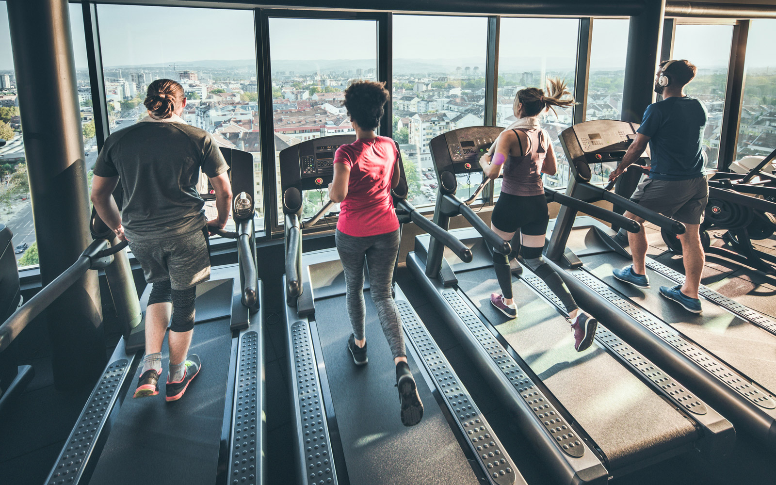 This Gym Chain Is Banning Cable News to 'Promote a Healthy Way of Life'