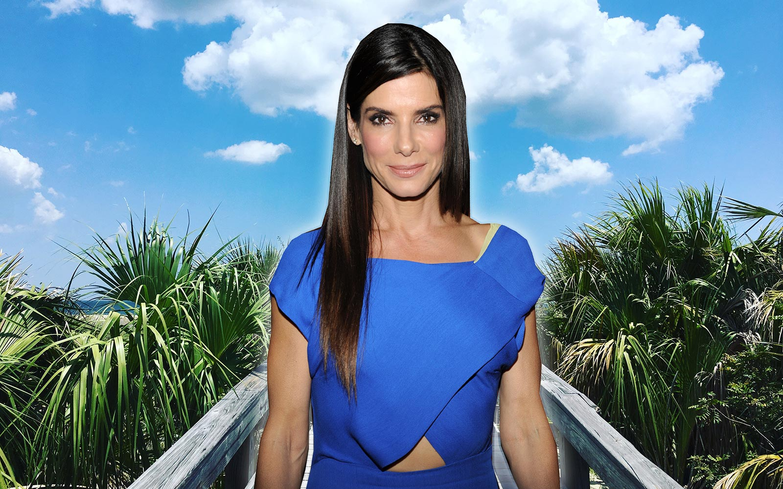 You Could Rent Sandra Bullock's Beach House for Your Next Vacation
