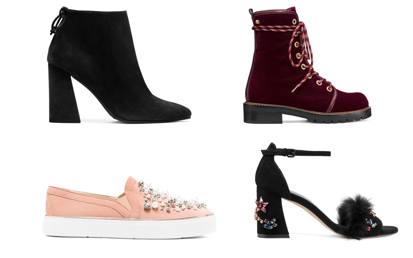 You Can Shop Some of Stuart Weitzman's Most Popular Shoes for Half Off Right Now