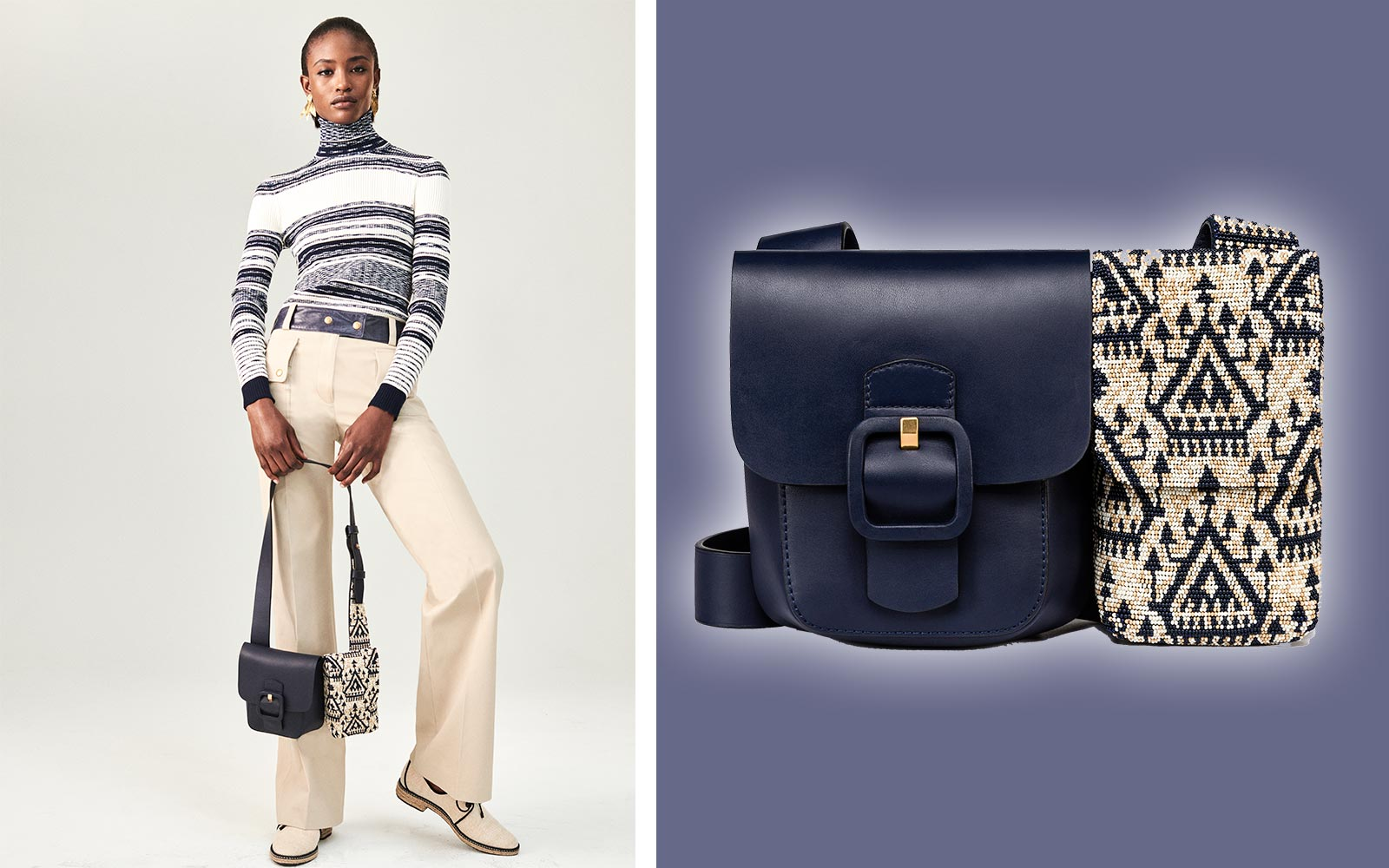 Tory Burch Just Made the Ultimate Statement Bag for Travelers